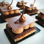 Plaisir Sucre Inspired Cake